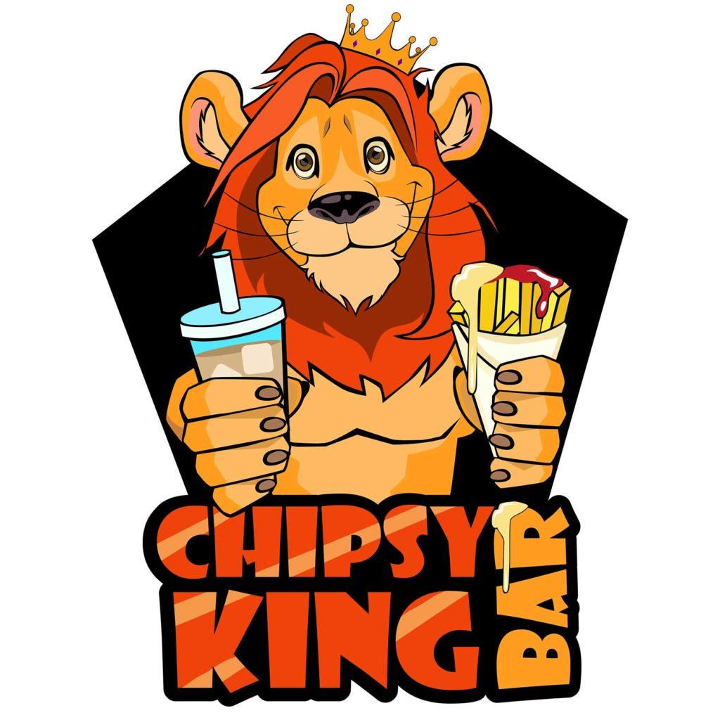 עיצוב לוגו למסעדת מזון מהיר